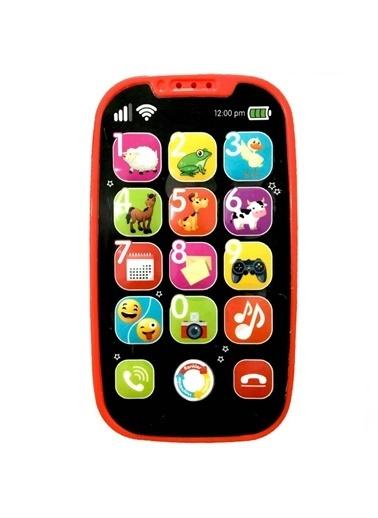 Let's be child  Let's Be Child Eğitici Akıllı Telefonum  Kırmızı Kırmızı